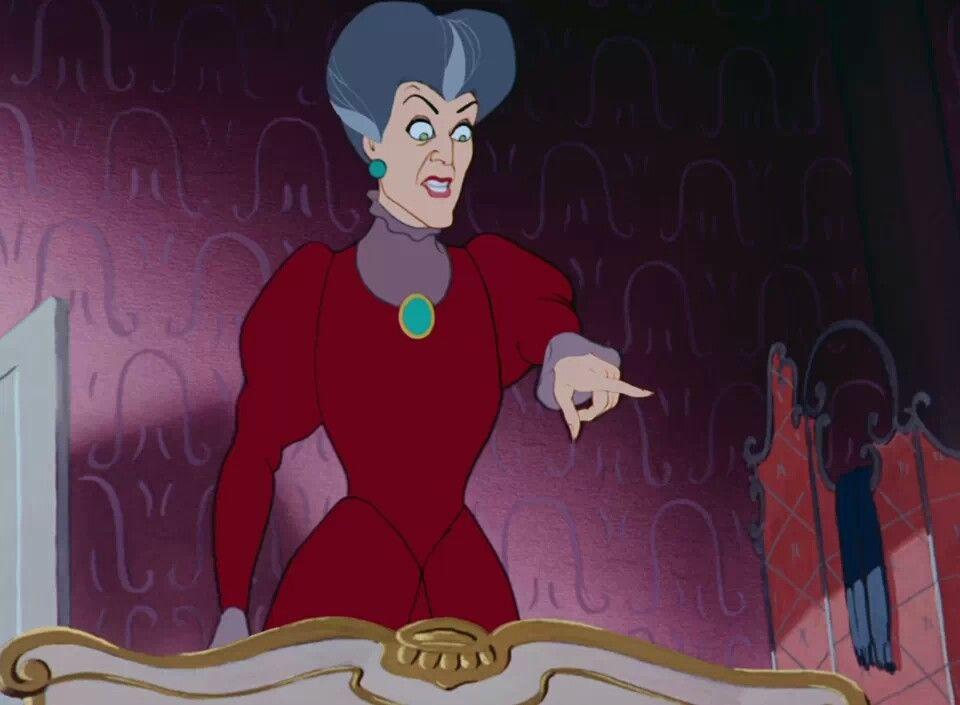 Evil Stepmother, Cinderella