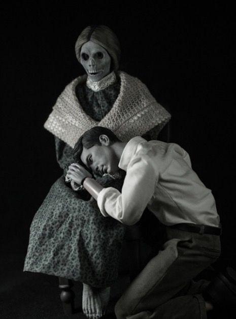 Mrs Bates, Psycho