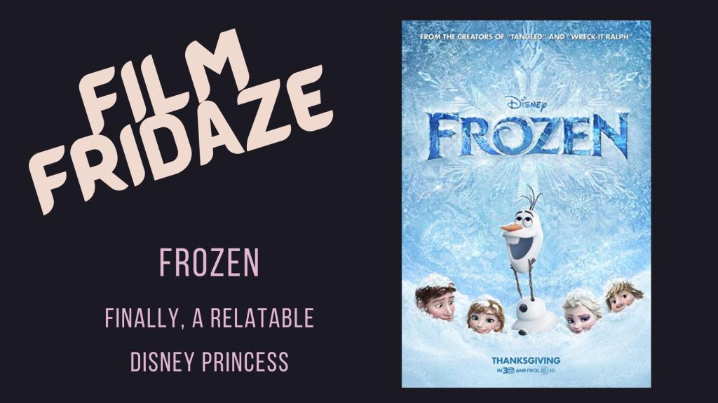 Frozen Blog Post