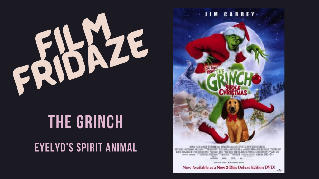 The Grinch blog post