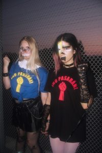 Pussy Riot Anti Surveillance Makeup
