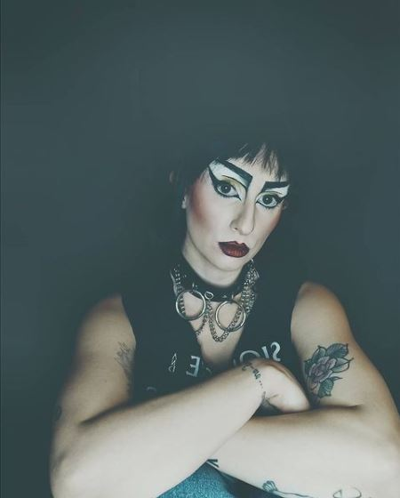 Siouxsie Sioux Makeup