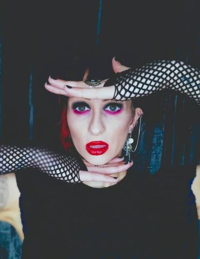 Inspires by Heather Baron Gracie of Pale Waves